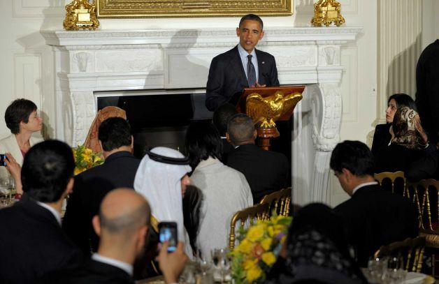 White House Iftar 2012