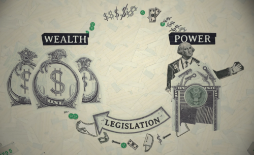 money and legislation